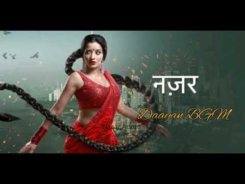 Daayan BGM|Monalisa|Mohana|Nazar