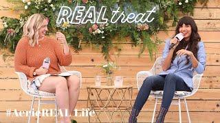 Aerie x Create & Cultivate REALtreat: Jenna Kutcher interviews Jameela Jamil