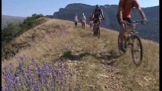 VTTez dans les Alpes de Haute-Provence