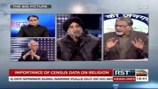 The Big Picture - Importance of Census Data on Religion