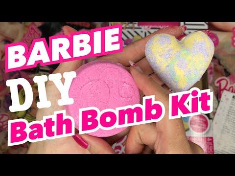 BARBIE BATH BOMB KIT♡AZUSA BARBIE