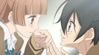 【 Yuzu x Nino 】 Я влюбляюсь в тебя каждый раз...