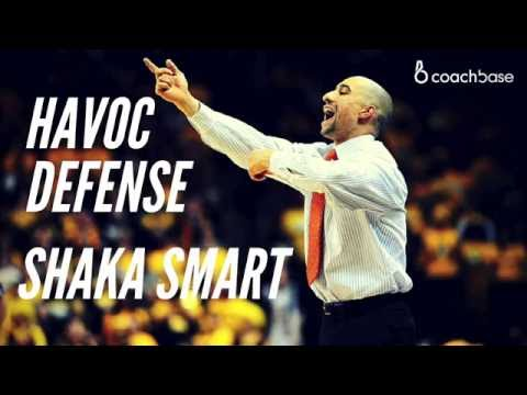 Shaka Smart 1-2-1-1 Havoc full court press