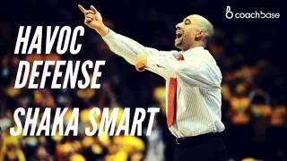 Shaka Smart 1-2-1-1 Havoc full court press