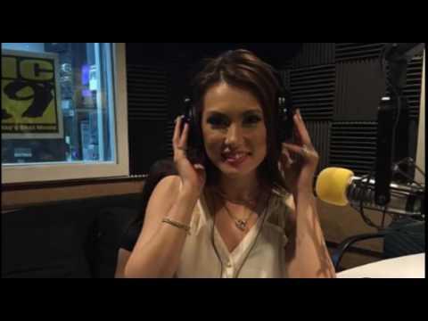 Maria Ozawa Full Interview in MAGIC 89 9 Radio Philippines