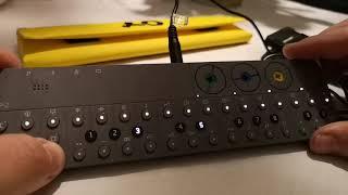 Pocket Operator OP-Z Oplab Sync Tutorial