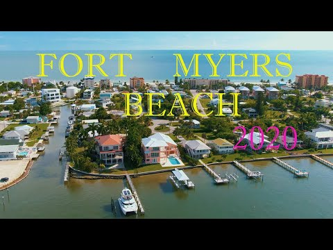 Tour Of Fort Myers Beach 2020 | Top Things To Do