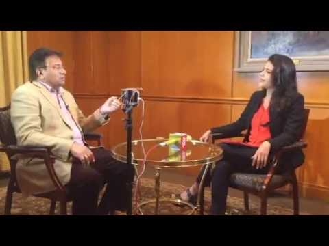 Recording of Former President Gen Pervez #Musharraf interview with Sweta Singh India Today