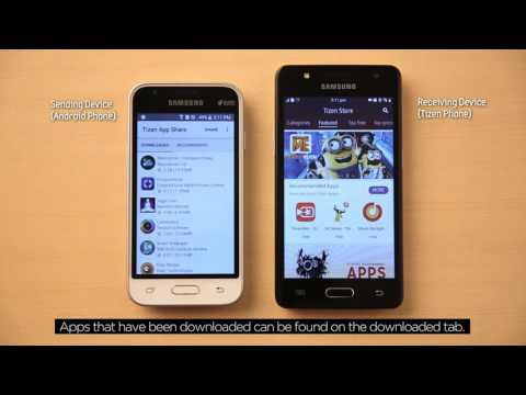 Tizen App Share – Apps on Google Play
