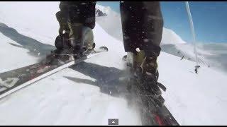 Урок 10 - Школа горныx лыж Из плуга в параллельные лыжи