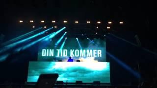 Otto Knows - Din Tid Kommer (Otto Knows Remix) [Live @ Gröna Lund Stockholm 2016]