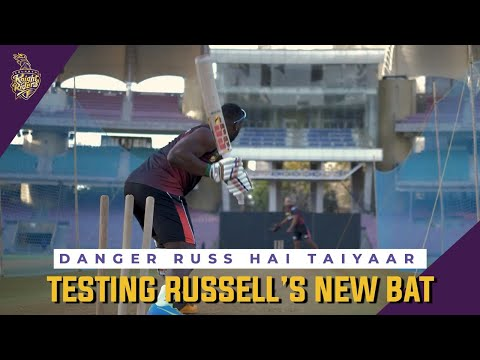 Russell, Narine Testing the Danger Russ Bats for KKR, IPL 2021