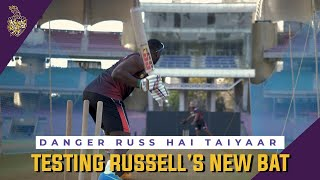Russell, Narine Testing the Danger Russ Bats for KKR, IPL 2021
