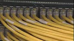 Solusi Merapikan Kabel Rack server - YouTube
