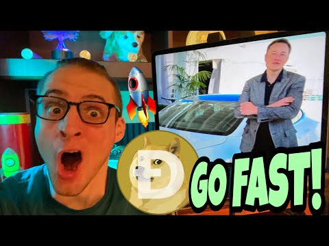 Tesla ABOUT TO Accept Dogecoin & Bitcoin ⚠️