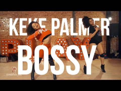 ALEXIS BEAUREGARD | Bossy by Keke Palmer