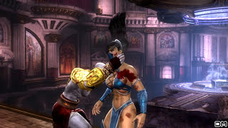 All Stage Finishing Moves on Kitana (Costume 1) PC 60FPS 1080p