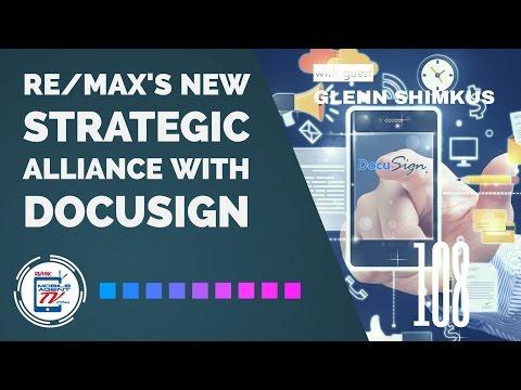 Episode #108: Mobile Agent TV ~ RE/MAX DocuSign Alliance