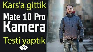 Yok böyle kamera | Huawei Mate 10 Pro kamera testi vLog