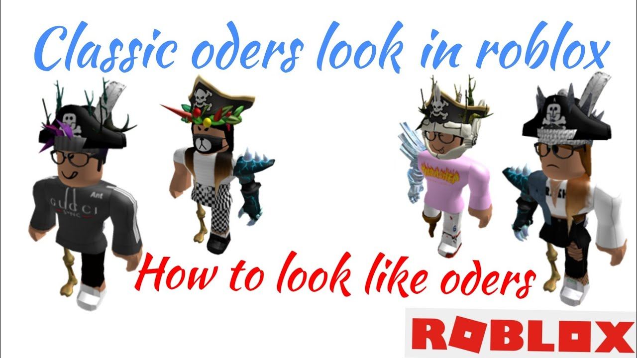 Oder Roblox Avatars 2020 Girl Oder Roblox Avatar Ideas