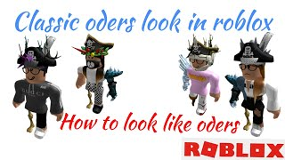 Roblox oder Outfit-Ideen! #1