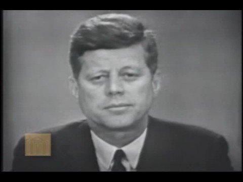 John F. Kennedy - Address on Civil Rights