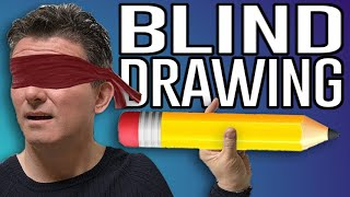 Blind Drawing Challenge COMPILATION | Butch Hartman
