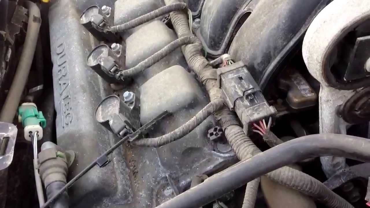 d6fo206 2006 ford 500 engine and transmission test youtube rh youtube com  2006 ford five hundred engine diagram