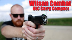 Wilson Combat Ultra Light Carry Compact 9mm 1911 Full Review: $3000 Carry Pistol Fail?