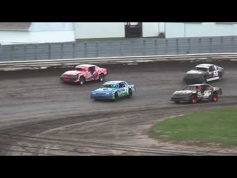 Shiverfest 2017 Stock Car Heats Lee County Speedway 10/28/17