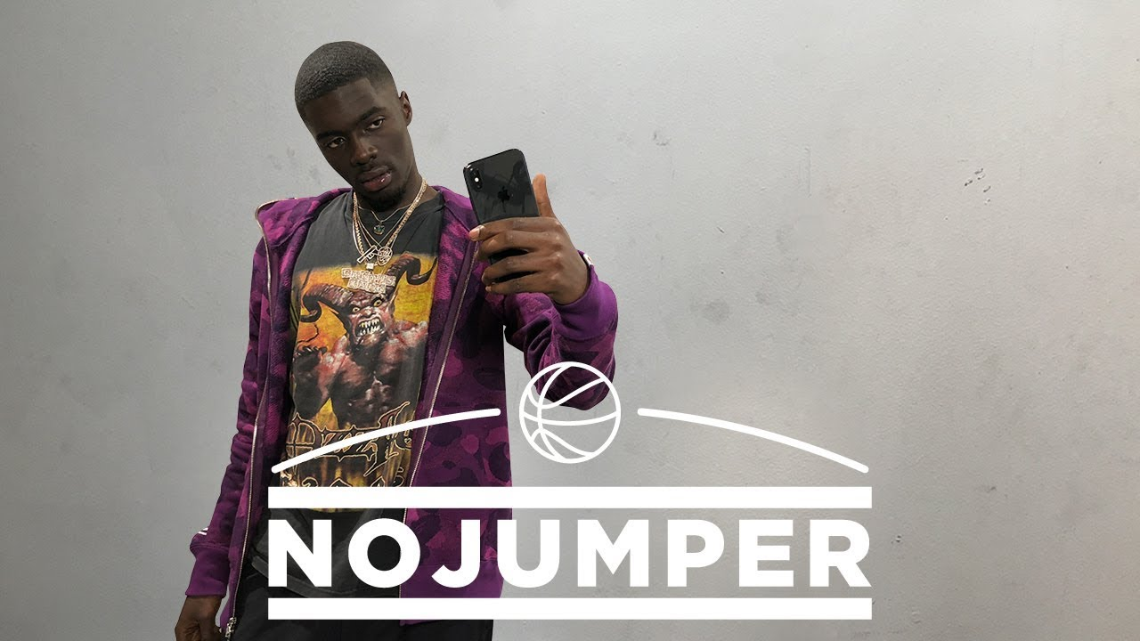 The Sheck Wes Interview YouTube