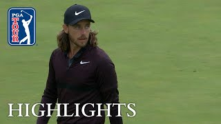 Tommy Fleetwood's Highlights | Round 3 |  BMW 2018