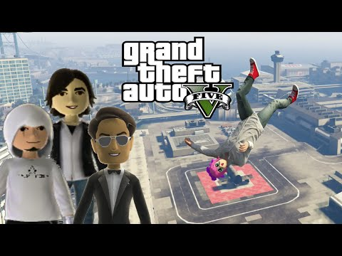 """GTA5 Online-Funny Moments-""""Dillon becomes a Rapper,Fist Fight,and more."""""""