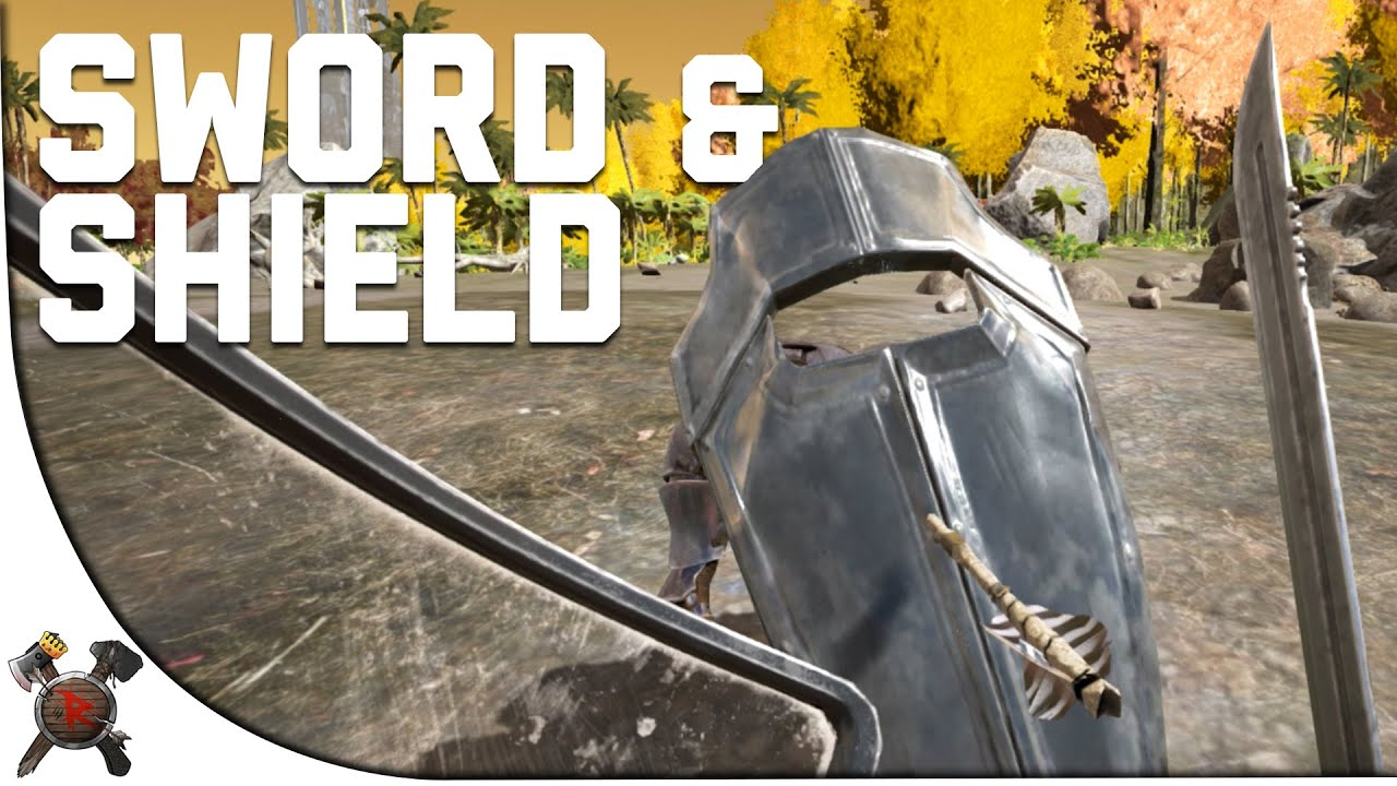 Cattle prodsword and shield ark survival evolved part 30 ark cattle prodsword and shield ark survival evolved part 30 ark fear evolved youtube malvernweather Choice Image
