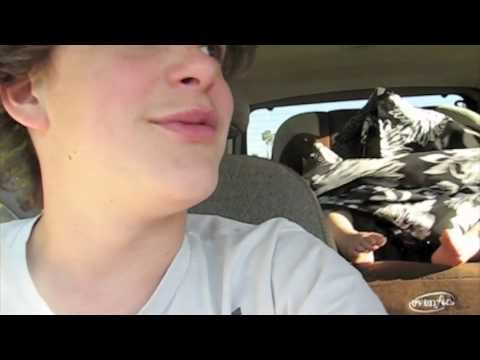 On The Road With Israel Broussard 1