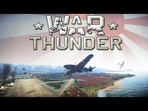 War Thunder #37 - The Rising Sun: Japanese Tier 8 and Below