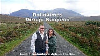 Dalinkis Geraja Naujiena + Liudija Gintautas ir Jelena Tautkai