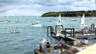 The Isle of Wight - A Day in the Life Pt 2: Cowes Week