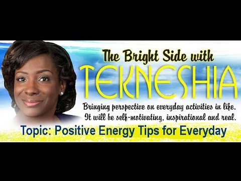 Positive Energy Tips for Everyday Healing