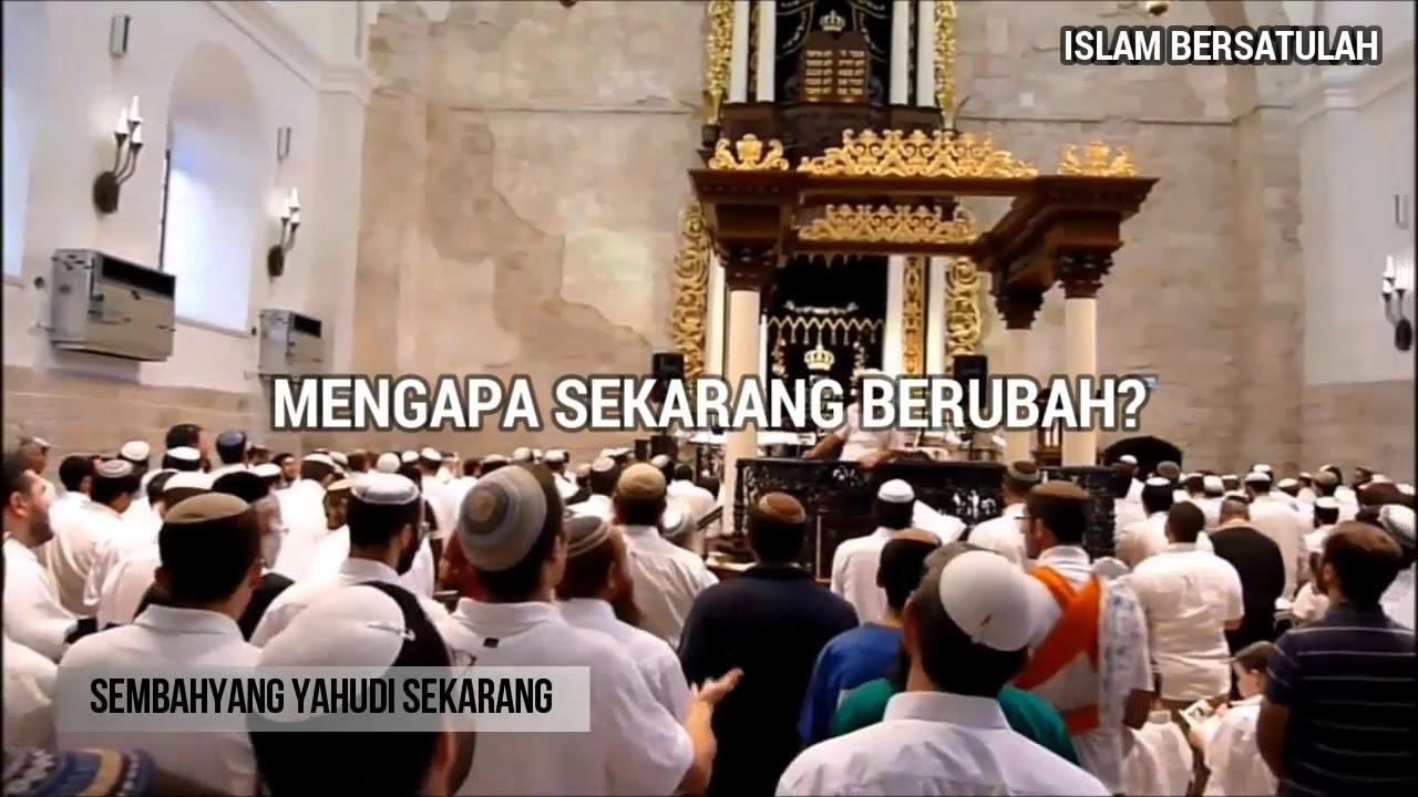 ► Sembahyang Yahudi dan Islam ini sangat mirip ▬ mana yang lebih terjaga keasliannya ???