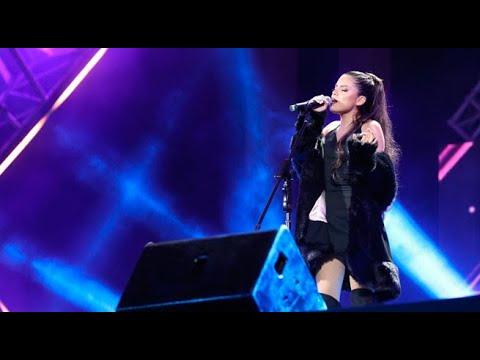 """Ariana Grande cantó """"Dangerous Woman"""" en la Gran Final de Yo Soy"""