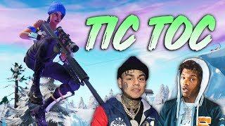 "Fortnite Montage - ""TIC TOC"" (6ix9ine & Lil Baby)"
