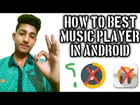How to best music player for android with pak tech tube (2018)