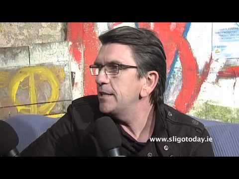 Ex Smiths drummer Mike Joyce on Sky News