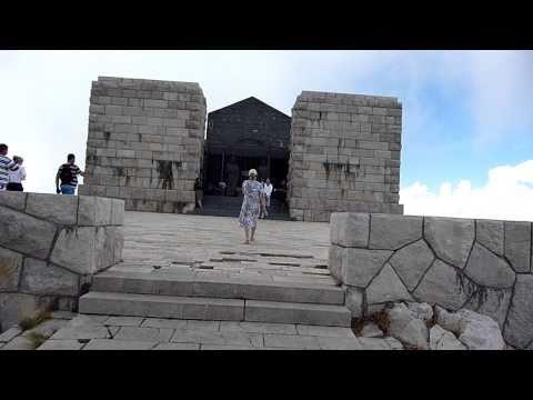 Njegoš-Mausoleum  in Montenegro
