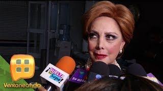 Jacqueline Andere, furiosa con Sabina Berman | Ventaneando