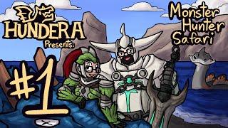 Monster Safari: Monster Hunter Tri - [Episode 1]