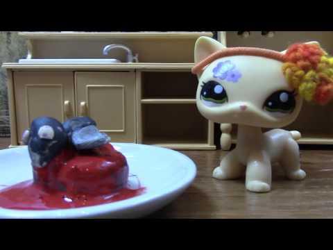 Lps: Кухня Пет Шоп 6 выпуск/Бедный Курай!