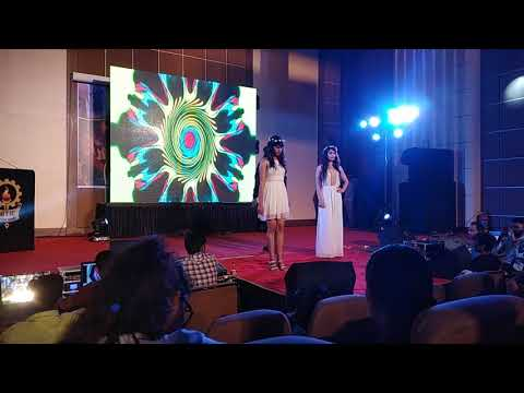 ANGEL VS DEMON RENDEZVOUS FASHION SHOW PERFORMANCE AT NATIONAL INSTITUTE OF INDUSTRIAL ENGINEERING
