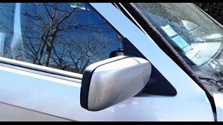 Comment démonter un retroviseur sur BMW E36